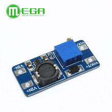 MT3608 2A Max DC-DC Step Up Power Module Booster Power Module For Arduino 3-5V to 5V/9V/12V/24V(China)