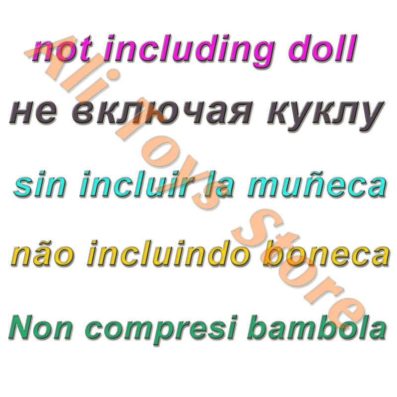 Сказочное платье копия Мулан наряд принцессы платье с длинными рукавами Классическая Юбка Одежда для куклы Барби аксессуары Детская Подарочная игрушка