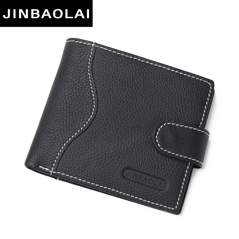 carteiras de couro genuíno com Altura do Item : 2.5cm