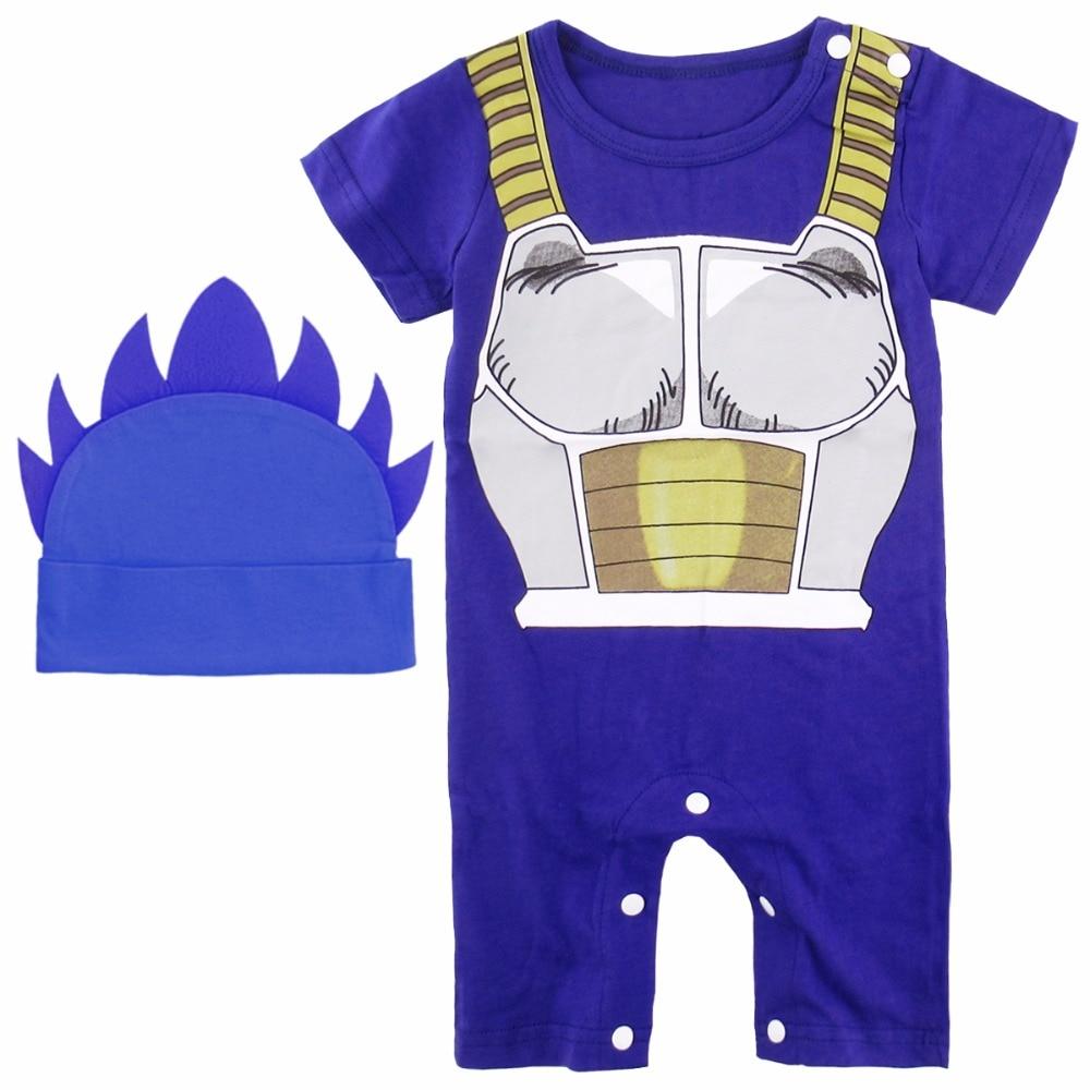 Dragon Ball Z Baby Clothes