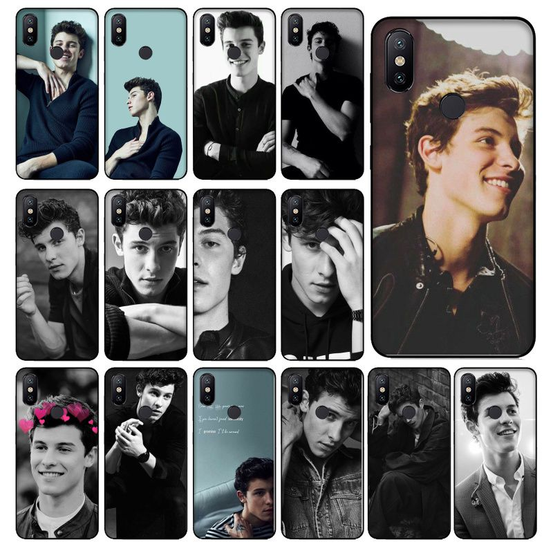 Yinuoda Shawn Mendes 98 Style Novelty Fundas Phone Case Cover for xiaomi mi 6  8 se note2 3 mix2 redmi 5 5plus note 4 5 5 case
