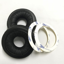 Replacement Earpads Leather Cushion Repair Parts for Sony MDR-XB650bt XB550AP foam ear pads cushions headphones