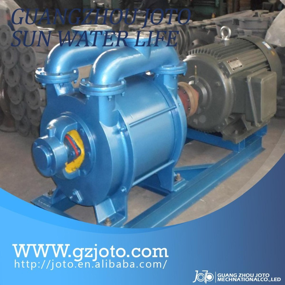 sk-9 Liquid Ring vacuum pump with Stainless steel impeller Made in China