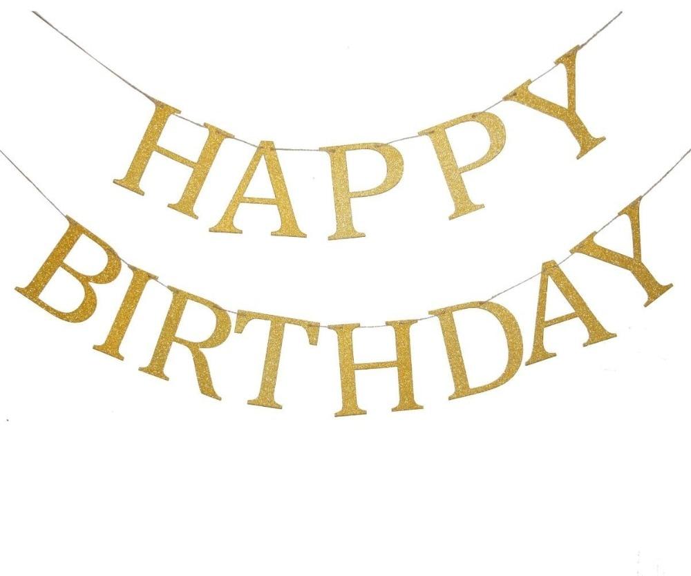 Medium Crop Of Happy Birthday Banner