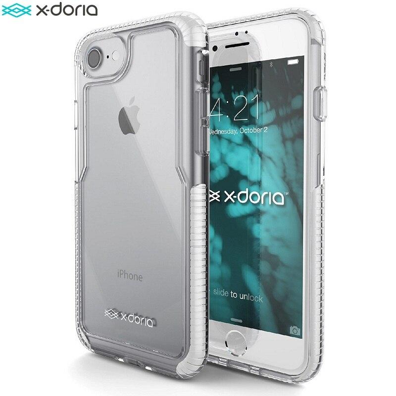 imágenes para X-doria Protección Contra Impactos para el iphone 7 (ImpactPro) con Cubierta de Protección Gota iPhone7 PolyOne Científicamente Probado Coque