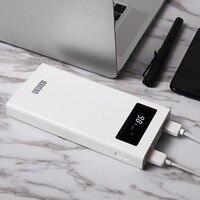 100 Original Besiter BST K6X 20000mah Portable Phone Charger For Smart Phones External Dual USB Battery