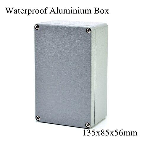 fa2 2 135x85x56mm waterporrf gabinete de aluminio selado projeto caixa de distribuicao caixa de juncao