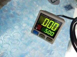 Image 1 - Φ цифровой дисплей, выход, положительное отрицательное давление, новый оригинальный цифровой Вакуумный датчик давления, регулятор давления