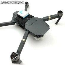 Hobbyinrc 3D печатных RF-V16 GPS трекер Монтажный кронштейн трекер несущей Спутниковое локатор Сторонник держатель для DJI Mavic Pro