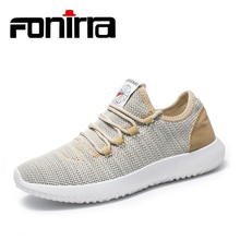 FONIRRA Breathable Casual Shoes Men Sneakers Footwear Lace U