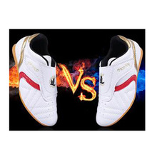 2016 Hot Sale Taekwondo Shoes Martial Arts Breathable Shoes Kung Fu Training Shoe Fitness & Body Building Wrestling shoes