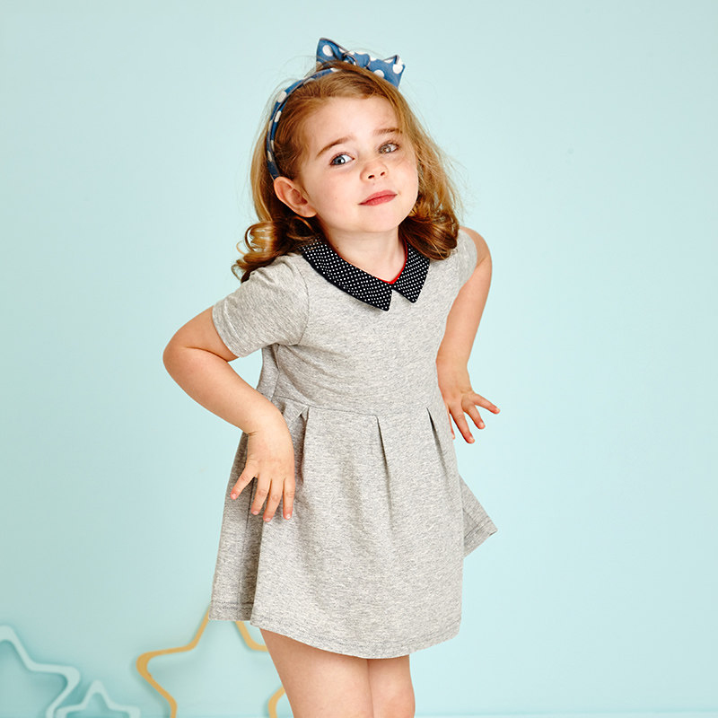 2016 Kids Frock Designs Baby Girl Cotton Dress Age 2 3 4 5 T Years Old Children Clothes Teen Bulk Clothing 4th July  -  Shally's Shop store