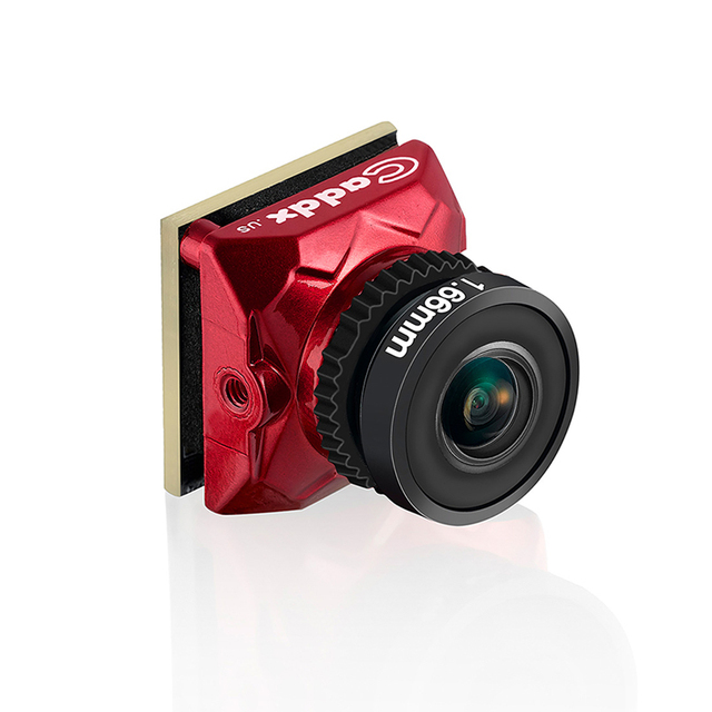 Caddx Ratel Baby/Ratel 1/1.8 Starlight HDR OSD 1200TVL NTSC/ PAL 16:9/4:3 Switchable 1.66mm/2.1mm Lens FPV Camera For RC Drone