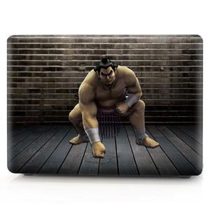 Image 2 - Neue Fall für Macbook Air Pro Retina 11 12 13 15 16 zoll, fall für A1466 A1706 A1989 A1708 A1932A2141A2159 + geschenk