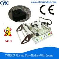 Pcb оборудование для производства солнечных монтажа Системы электроники производства машин tvm802a