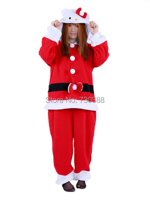 Popular Santa Pajamas Women-Buy Cheap Santa Pajamas Women lots ...