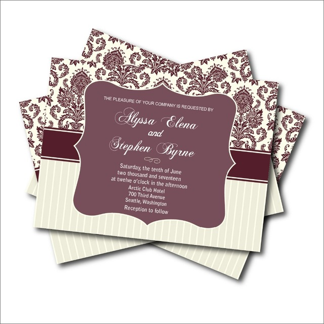 20pcs Vintage Rustic Wedding Invitation Lace Bridal Shower Invites Country Party Decoration Supplier Table