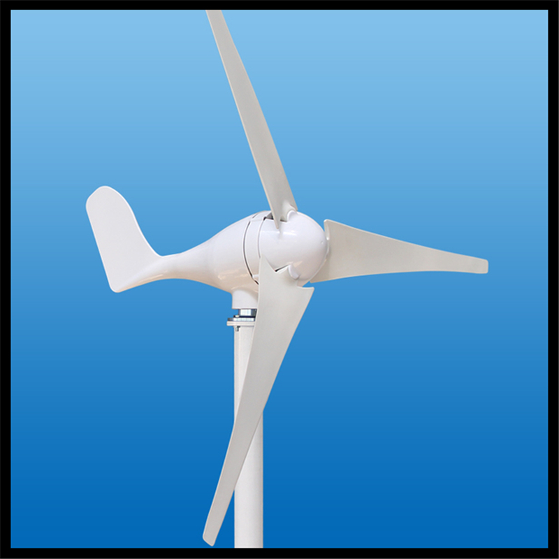 400 w aimant permanent générateur d'énergie éolienne accueil petit vent turbine contrôleur paquet