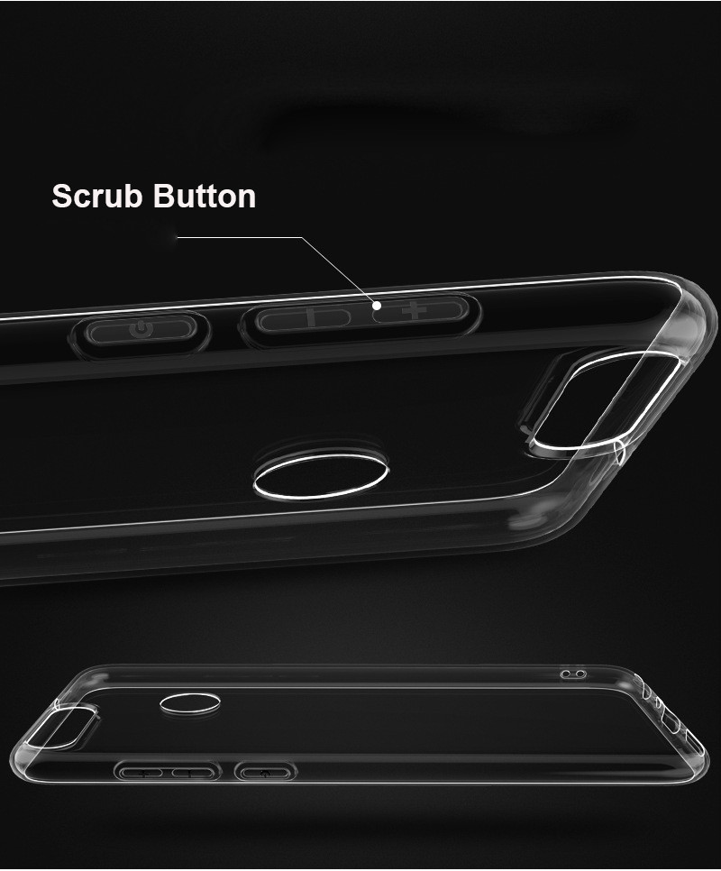 ultra thin transparent soft silicone tpu case for huawei honor 7a pro y9 2018 p smart 08