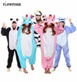 Cosplay  Onesies Panda Stitch Totoro Unisex Adult Onesie Unicorn Pajama Sets Women Pajamas Christmas Cartoon Animal Sleepwear