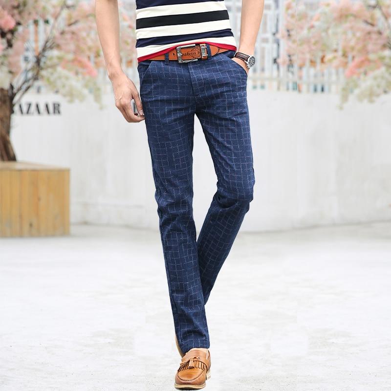 Popular Men Slim Fit Dress Pants-Buy Cheap Men Slim Fit Dress ...