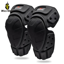 WOSAWE Roller Motorcycle Knee Protector Motocross Snowboard Cycling Ski Kneepads Leg Brace Support Racing Sports Knee Protection