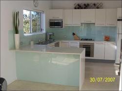 Умная u-образная кухонная мебель, удлиненная столешница