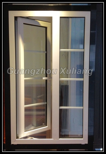 Latest Design Aluminum Cat Windows Outward Opening For Home
