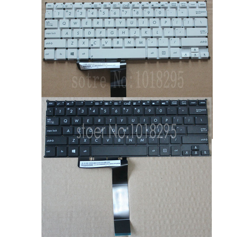 US Laptop Keyboard for <font><b>ASUS</b></font> F200 F200CA F200LA F200MA X200 X200C <font><b>X200CA</b></font> X200L X200LA X200M X200MA R202CA R202LA English image