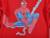 Spider-Man Niños T-Shirt Boy Cartoon Impreso Hoodie Outwear Rojo Gris de Manga Larga de las camisetas de La Moda Sudadera Ropa de Los Niños