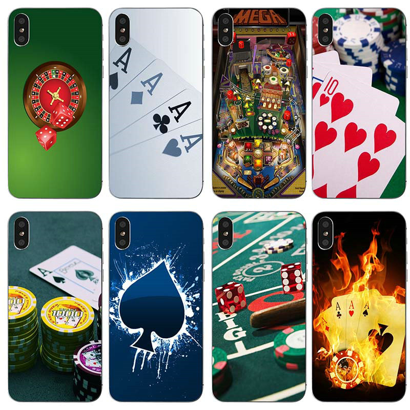 Poker Dealer Cases, Covers & Skins Cell Phones & Accessories Coque Iphone X
