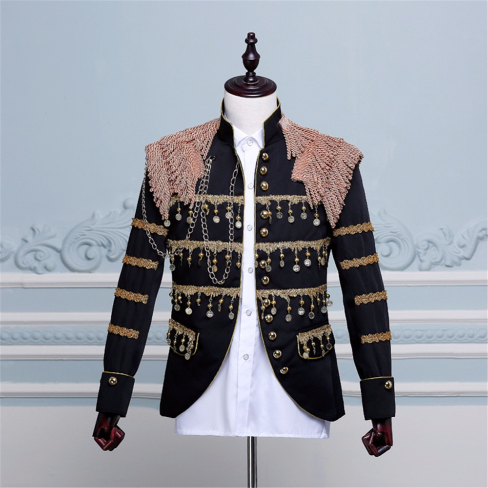 Здесь продается  Black Bigbang Men Blazers White Stage Costumes Men Jackets Red Men Bomber Jacket Manteau Homme Blazer Masculino	  Одежда и аксессуары