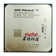 AMD Phenom II X6 1090T 1090 3,2 GHz, procesador de CPU de seis núcleos, HDT90ZFBK6DGR Socket AM3
