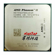 AMD Phenom II X6 1090T 1090 3.2 GHz ستة الأساسية معالج وحدة المعالجة المركزية HDT90ZFBK6DGR المقبس AM3