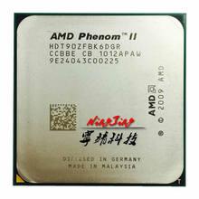 Processador amd fenom ii x6 1090t 1090, cpu com núcleo six core, soquete am3, 3.2 ghz