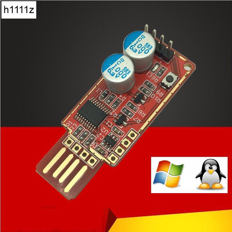 Mejor USB Watchdog temporizador ordenador sin vigilancia reinicio automático restablecer módulo pantalla azul juego servidor BTC LTC minería minero