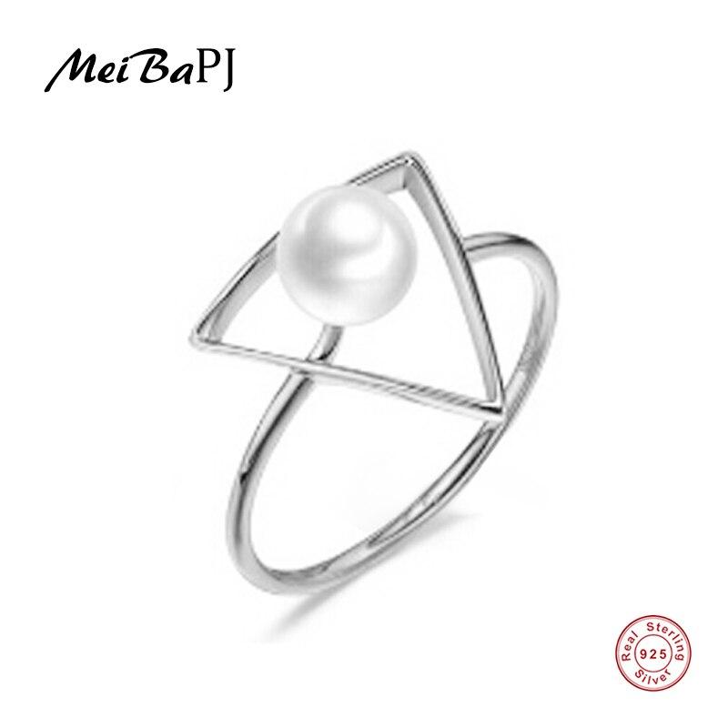 [MeiBaPJ] עיצוב חדש טבעי מים מתוקים פרל - תכשיטים משובחים
