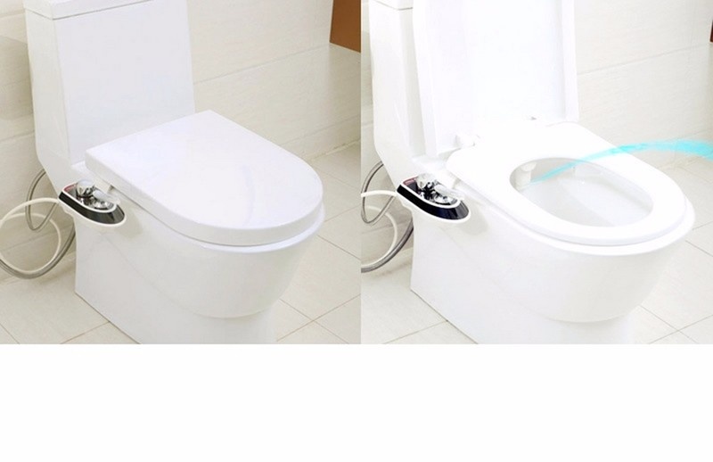 Washroom Hygienic Protection Bidet  Body Clean Machine Easy Installation Equipme