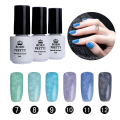 BORN PRETTY Fur Effect Soak Off Nail Art UV Gel 6 Colors/set 5Ml Nail Gel Polish Winter 7-12