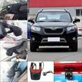 For Hyundai santa fe Car Parking Camera APP control Car Wifi DVR 1080P WDR Dual Camera Car Black Box camcorder