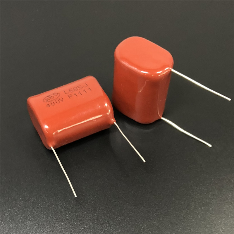 5Pcs/50Pcs CBB 685 400V 685J CL21 6.8uF 6800nF P27 Metallized Polypropylene Film Capacitor
