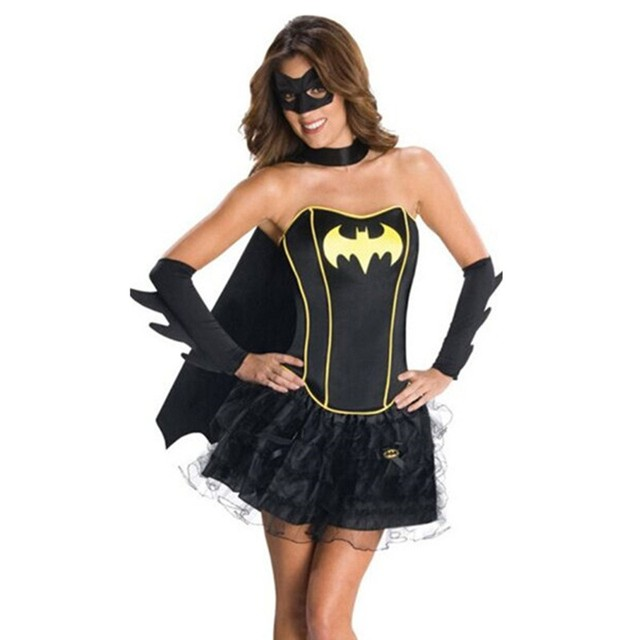 batman kleding dames