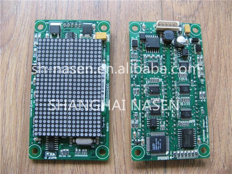 KONE display board KM853320G05 KM853323H05 kone drive v3f16l inner board km964619g01