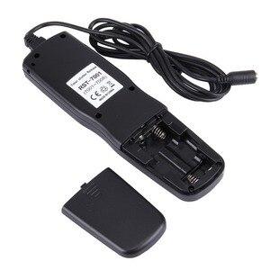 Image 3 - Цифровой Интервалометр с таймером, дистанционный контроллер с кабелем C8 для CANON 1D/1DS/50D/40D/30D/20D/10D/5D/5D