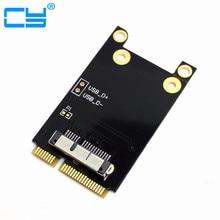 Wireless WIFI Mini PCI E pcie mini pci express Laptop adapter Card for Macbook Broadcom BCM94360CD