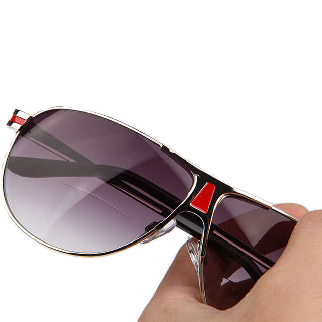 6580f43ce1 Online Shop 1 PC Retro Man Woman Metal Frame Aviator Sunglasses Readers  Reading Glasses