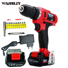 12v electric Drill power tools Cordless torque Drill Batteries power Screwdriver Mini precision electric waterproof drilling