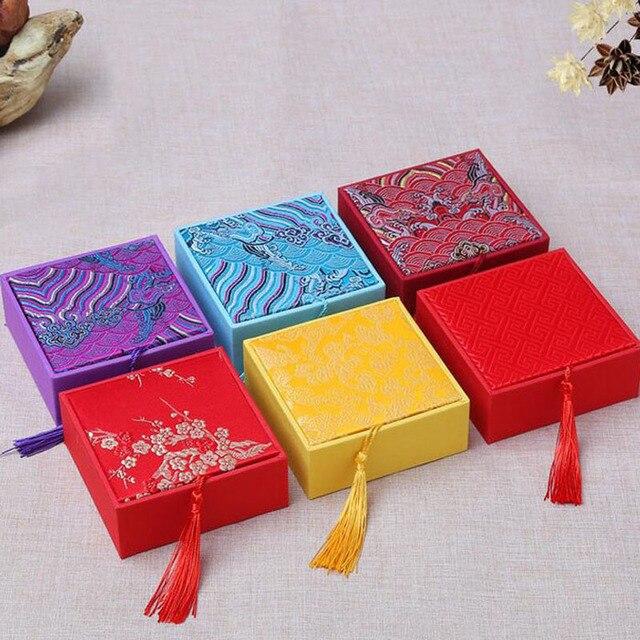 Jewelry Box Gift Box Jewelry Display Traditional Chinese Style