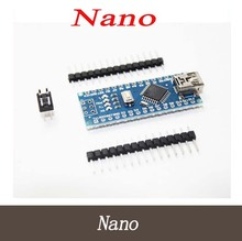 1PCS Nano 3.0 controller compatible with nano CH340 USB driver NO CABLE for Arduino NANO V3.0