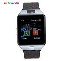 Cena fabryczna DZ09 U8 Inteligentny Zegarek Sportowy Cyfrowy Zegarek Na Rękę Wsparcie TF SIM Połączenia Odpowiedź Z Centrum Tracker Smartwatch DZ09